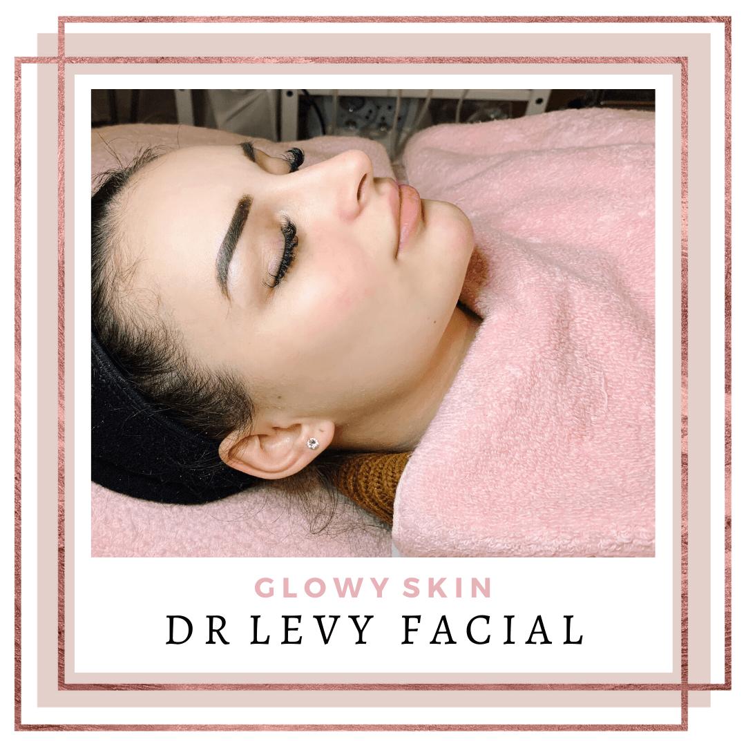 Dr Levy Facial Client Photo