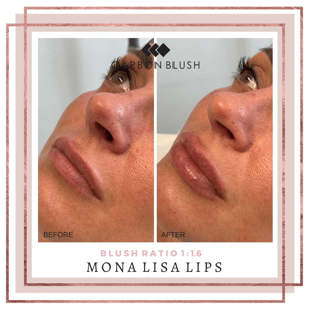 Mona Lisa Lips