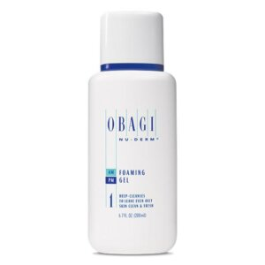 Obagi Foaming Gel | Carbon Blush