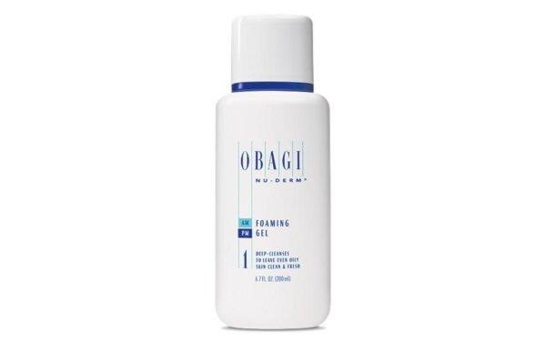 Obagi Foaming Gel | Carbon Blush