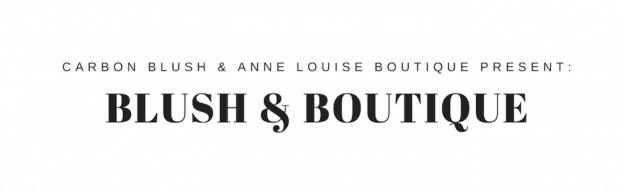 Blush & Boutique Evening
