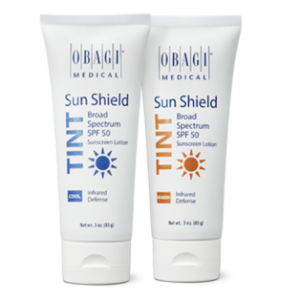 Obagi Sun Shield TINT Broad Spectrum SPF 50 | Carbon Blush