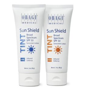 Obagi Sun Shield TINT Broad Spectrum SPF 50 | Carbon Blush
