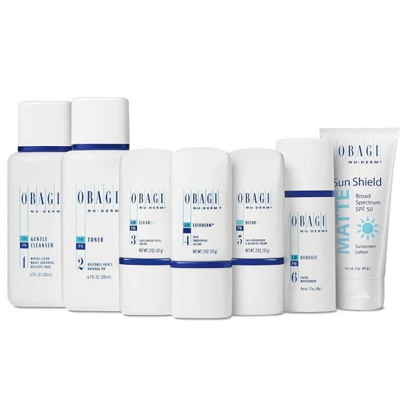 Obagi Medical Set of Products
