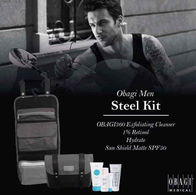 Obagi Medical Men Steel Kit