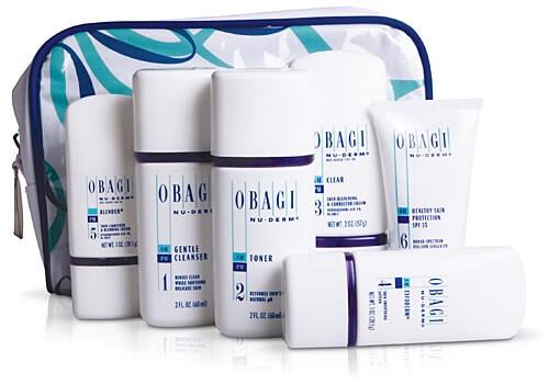 Obagi Medical Nu-Derm Transform Trial Kit