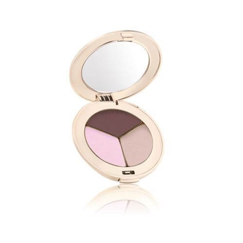 Jane Iredale PurePressed Eye Shadow Triple Pink Bliss
