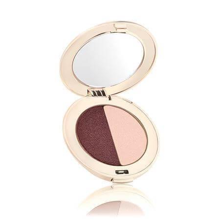Jane Iredale PurePressed Eye Shadow Duo Berries & Cream