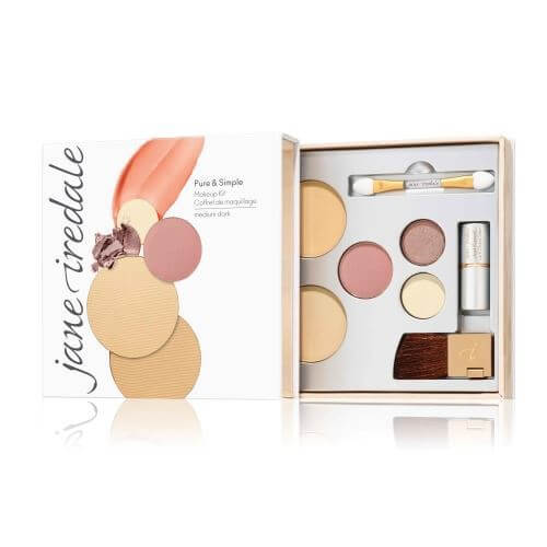 Jane Iredale Pure & Simple Make-up Kit Medium Dark