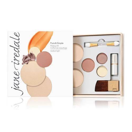 Jane Iredale Pure & Simple Make-up Kit Medium Light