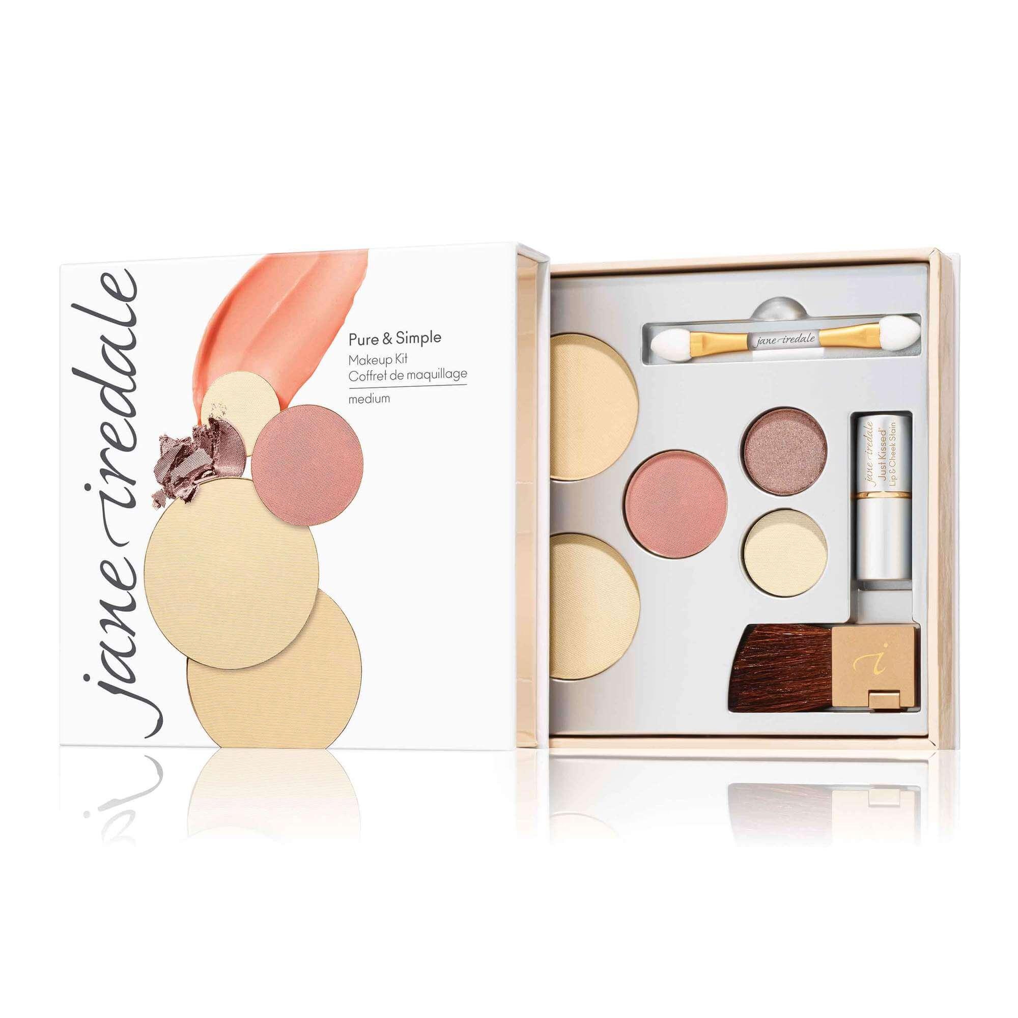 Jane Iredale Pure & Simple Make-up Kit Medium