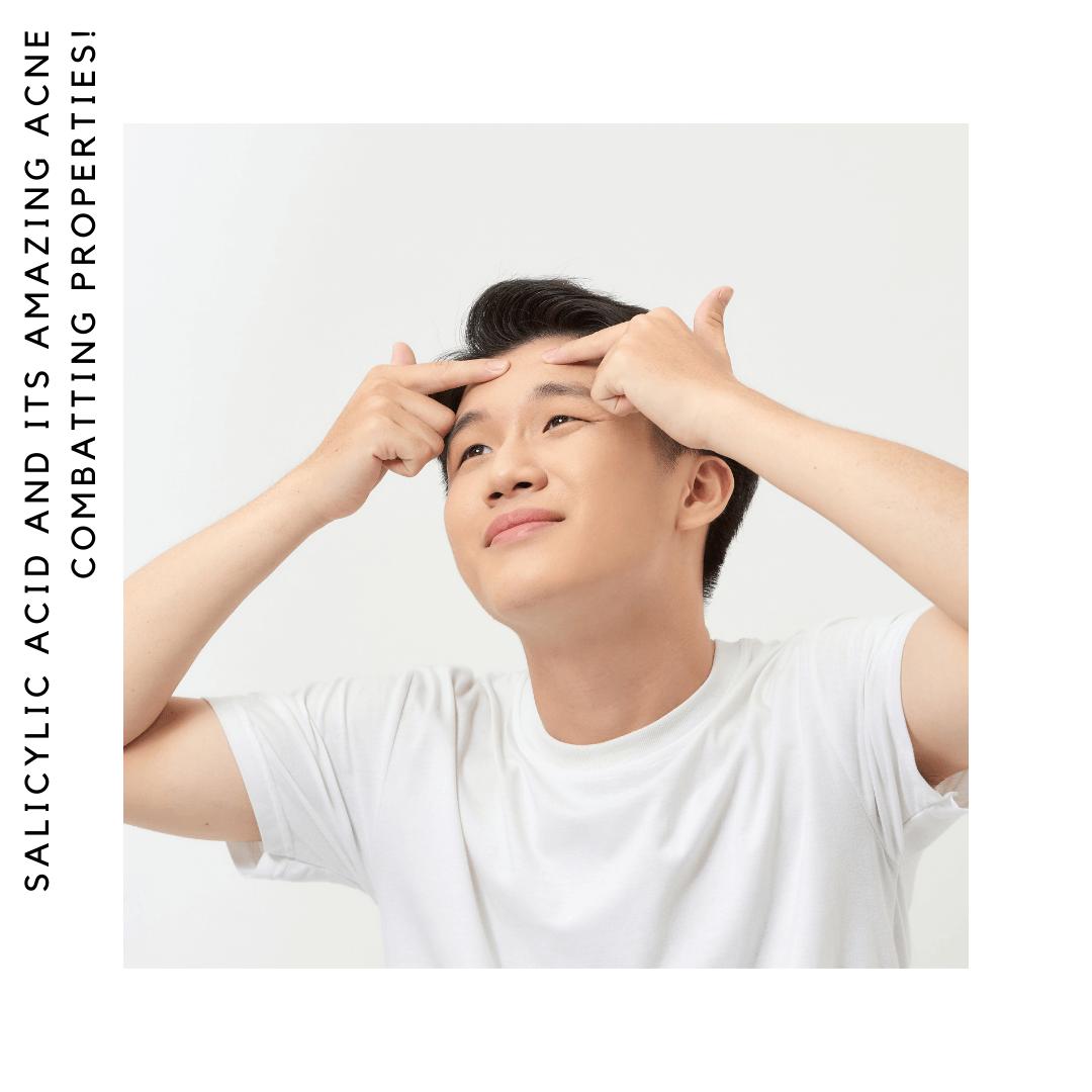 Salicylic Acid And Its Amazing Acne Combatting Properties!